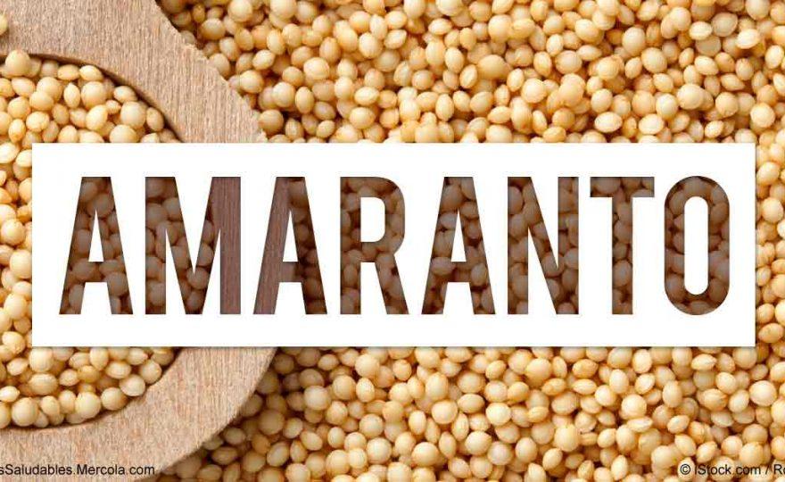 Descubre todos los beneficios del legendario Amaranto